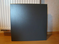 plan de travail noir NEUF 25€