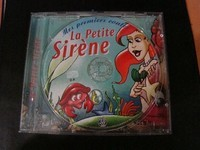 la petite sirene 2€