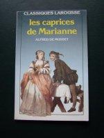 LES CAPRICES DE MARIANNE DE MUSSET