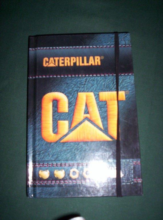 agenda CATERPILLA 2€