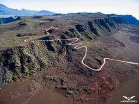 Route forestière du Volcan
