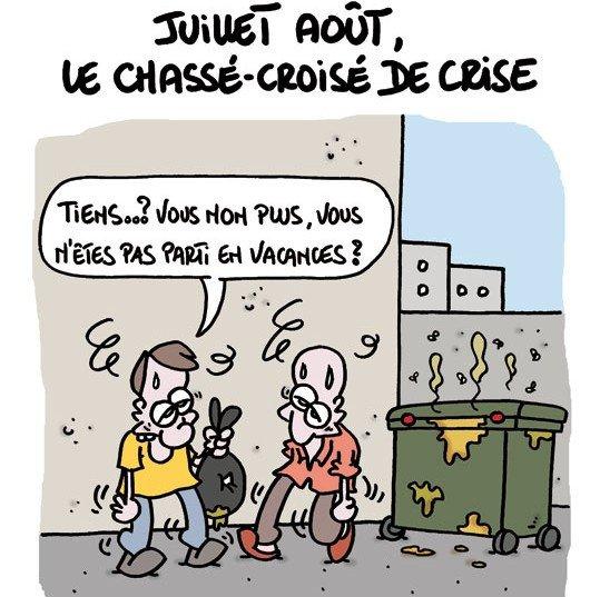 - Crise -