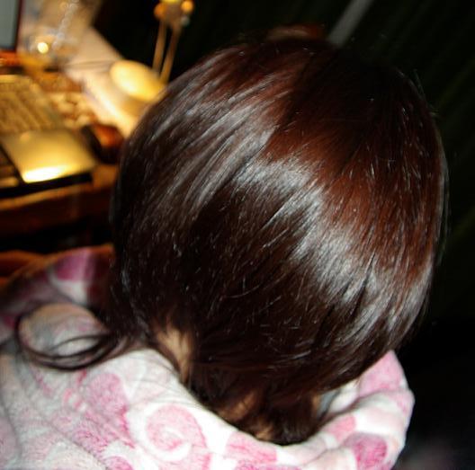 Apres10 coloration henn marron chocolat rechercher sabibissi photos club doctissimo - Coloration marron chocolat ...