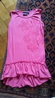 FULLSAND robe rose NEUVE 6/8 ans BEACHWEAR 10€