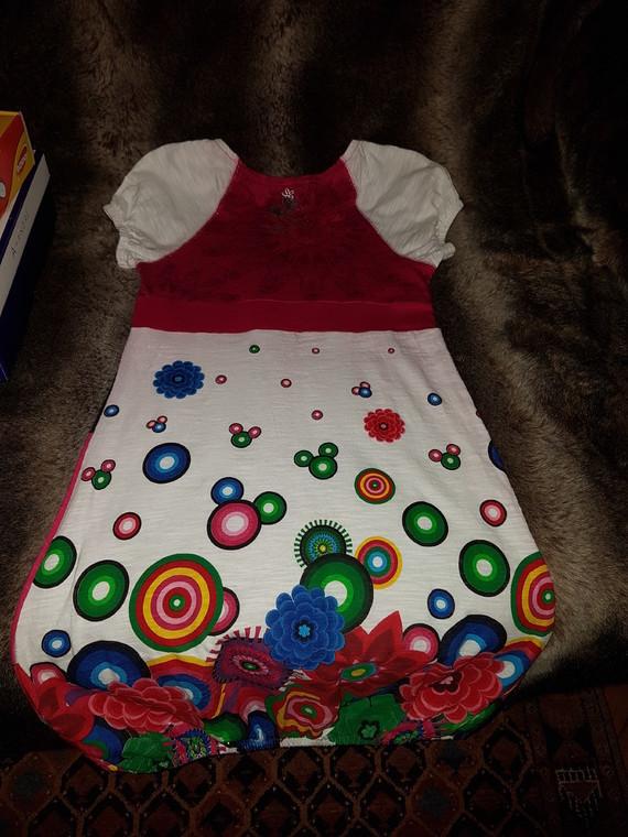 Desigual robe Disney Minnie 11/12 ans 20€