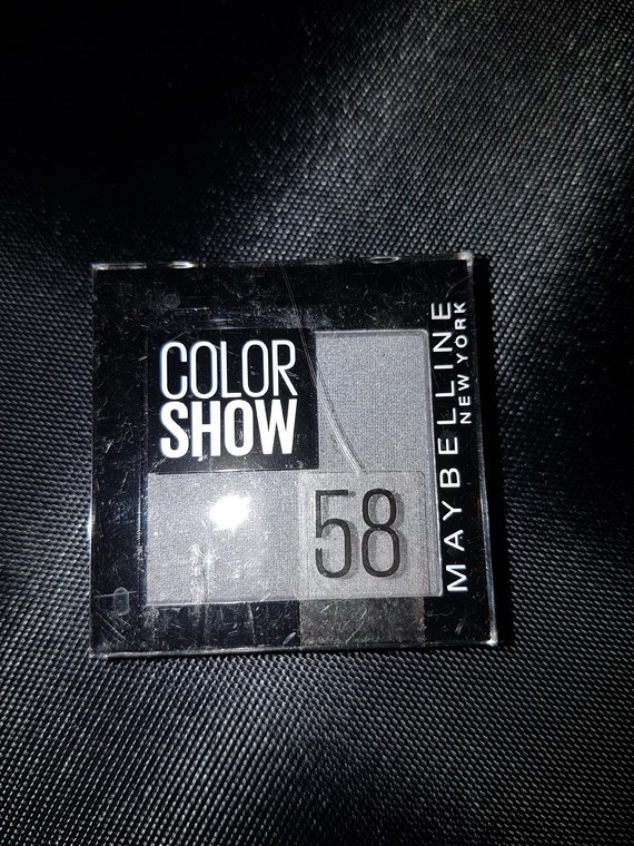 Maybelline color show 58 fard paupière neuf 2€