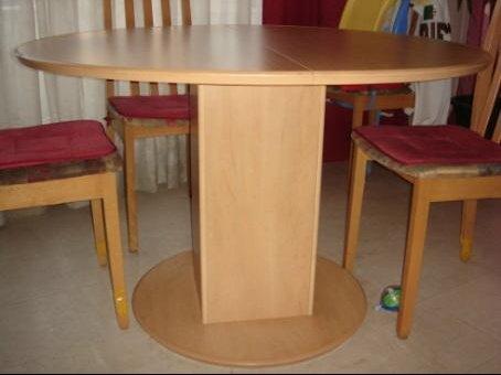 TABLE CONFO