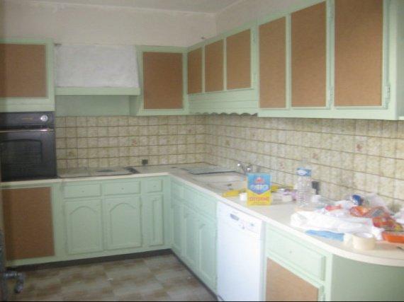refaire sa cuisine pas chere. Black Bedroom Furniture Sets. Home Design Ideas