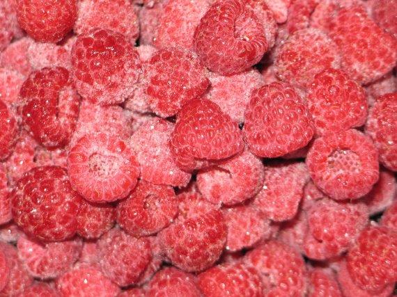 frozen-raspberries