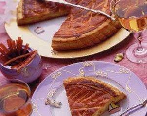 galette aux ecorces d oranges confites