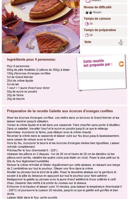 galette aux ecorces d oranges confites_recette