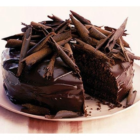 Death By Choclate Cake