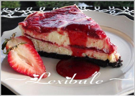 DSCF1618Les_mille_et_un_d_lices_de_Lexibule_G_teau_au_fromage_et_aux_spirales_de_fraises