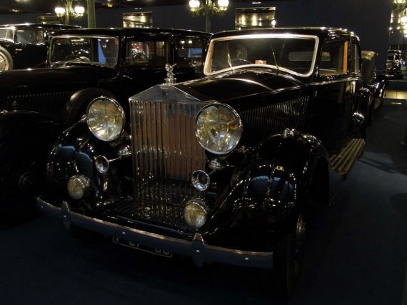 ROLLS ROYCE Berline Phantom III 1938