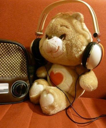 bisounours_ecoute_musique
