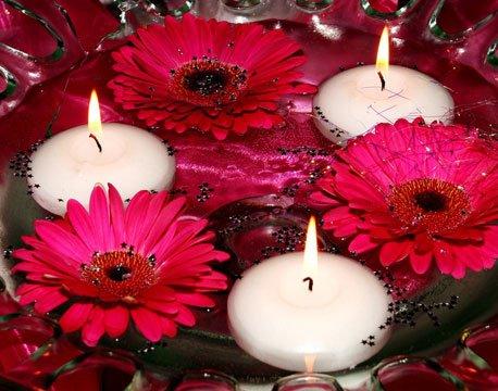 deco-fleur-bougies-flottantes