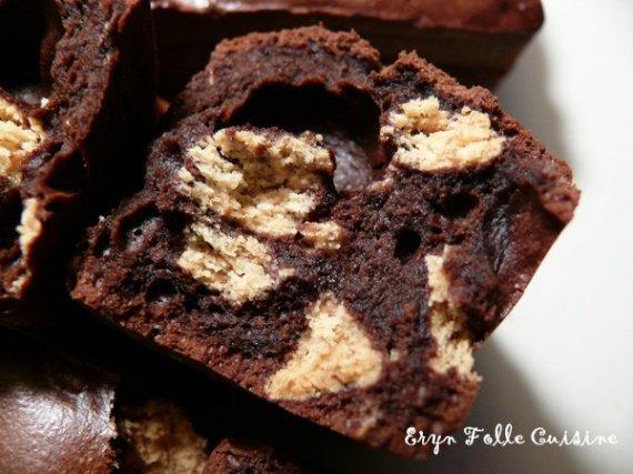 Petits gâteauxChocolatNoir et DigestiveBiscuits_Eryn et sa folle cuisine