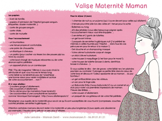 Valise-Maternité-Maman