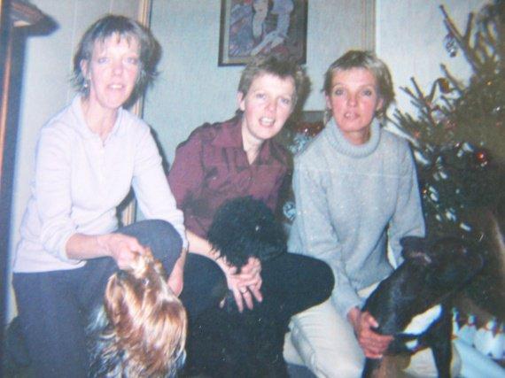 les 3 soeurs à Noêl