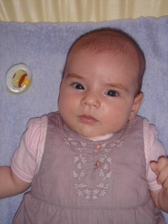 Mayleen presque 2 mois