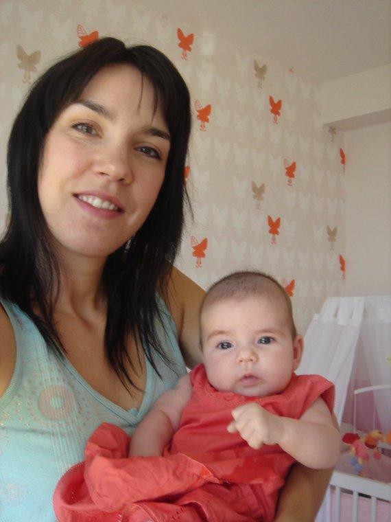 Aurélie et Mayleen mes chéries!!!!