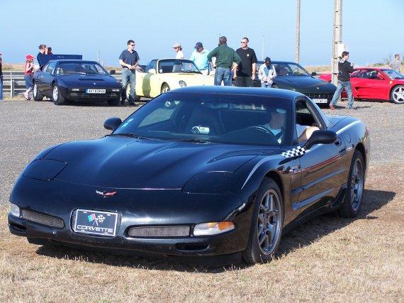 Et une Corvette!!!!!!!