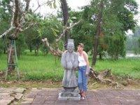 deux statues !!!!