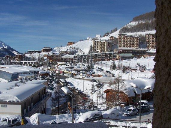 la station d'Orcières Merlette Hautes Alpes