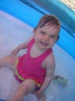 j'aime bien la piscine
