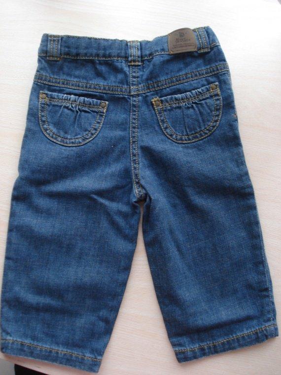 Dos Jean Tex Baby.2,50€