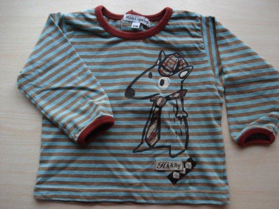 T.Shirt ML Minigang.BE. 1,50€