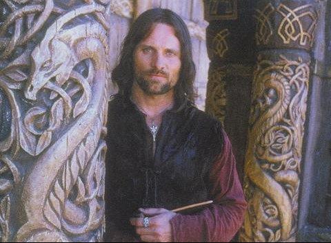 Aragorn-Meduseld