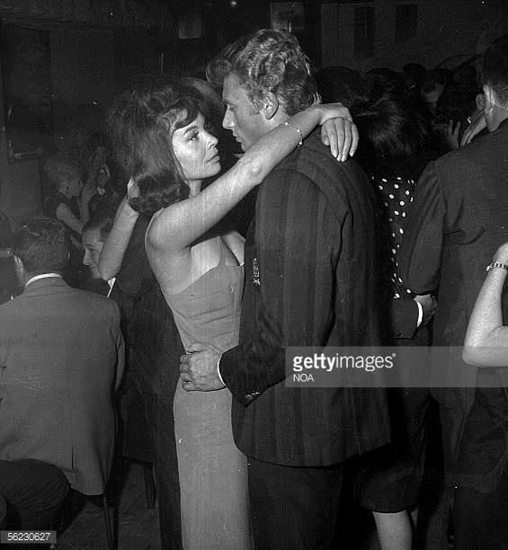 Johnny et Patricia Viterbo