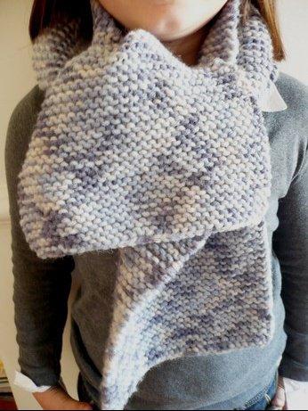aig6 - grosse laine et acrylique
