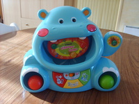 5001041 Hippo balles Vtech 10€