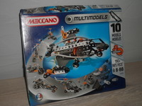 2981 Meccano multimodels 10€
