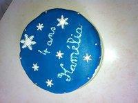 Gâteau frozen 2015