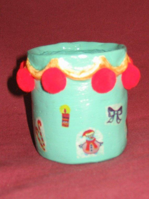 Petite boite de conserve d cor e mes cr ations biboque photos club do - Boite de conserve decoree ...