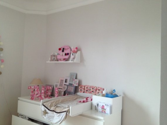 Chambre Bebe Taupe Et Rose