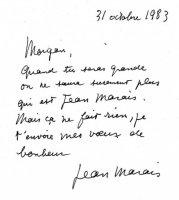 MARAIS Jean
