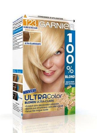 limage en grand - Coloration Eclaircissante Blond