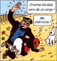 Cristina Cordula sors de ce corps !
