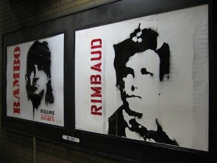 Rambo VS Rimbaud