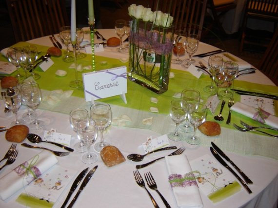 Deco mariage 1 id es mariages ornella62117 photos club doctissimo - Comment faire un photophore en papier calque ...