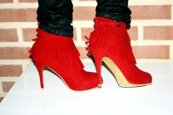 mes merveilles rouges
