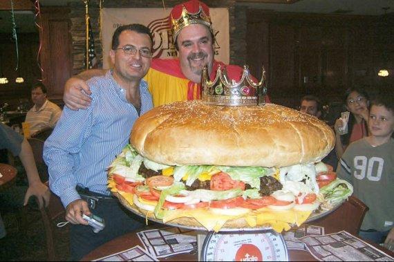 record-hamburger