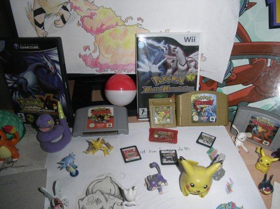 Collection Pokemon