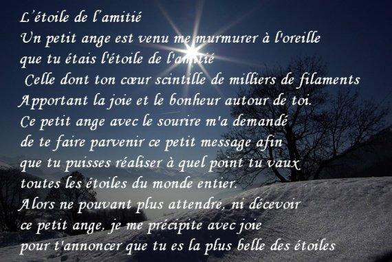 Amitié Poeme Divers Poèmes Emmanuelle025 Photos Club