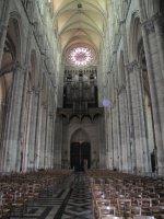 Cathédrale d'Amiens (Intérieur)