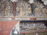 Sculpture 1 dans la cathédrale d'Amiens